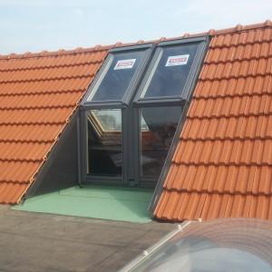 velux toit terrasse isolation sous toiture garage. Black Bedroom Furniture Sets. Home Design Ideas