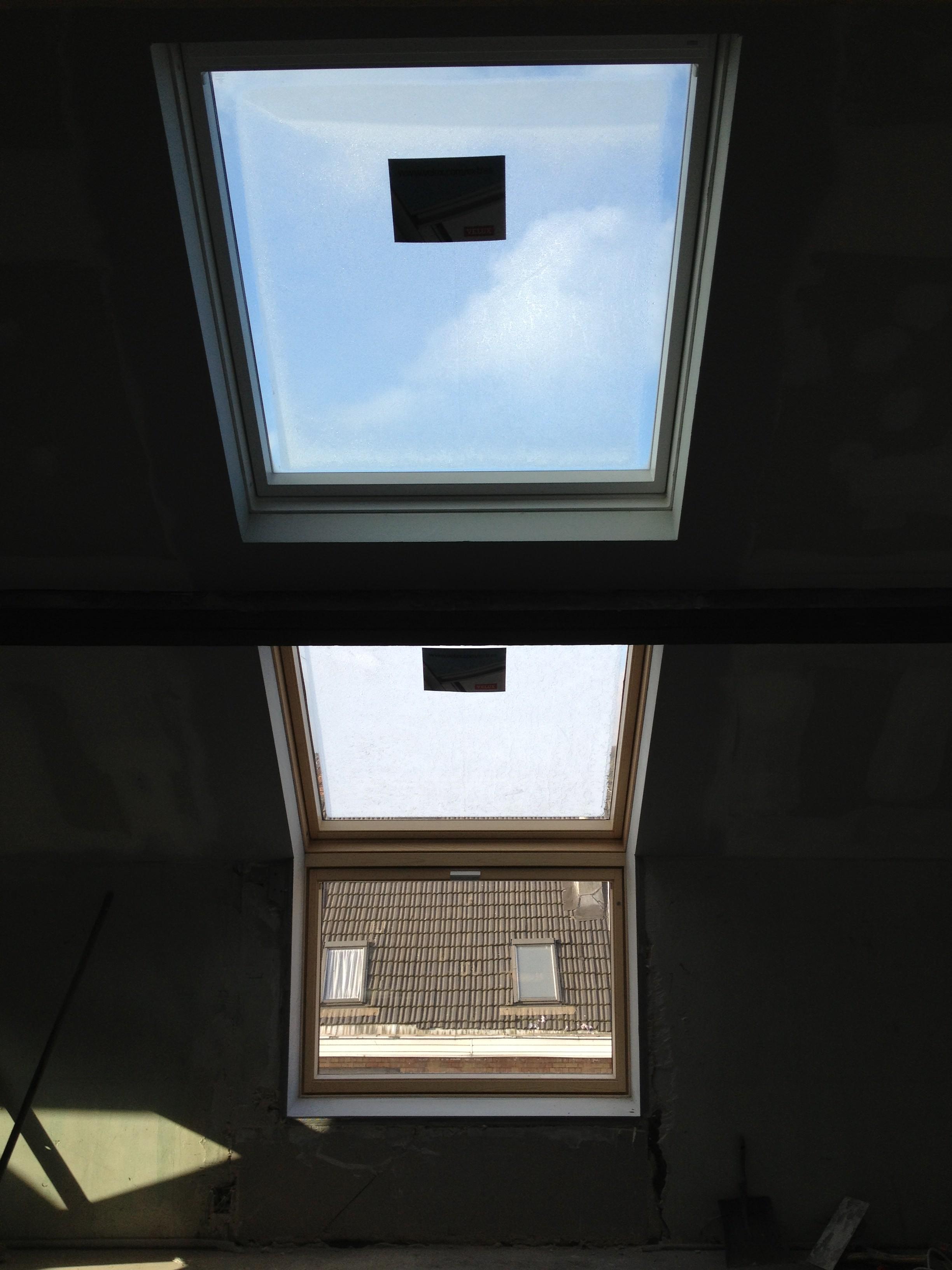 Fenetre de toit skyview fenetre de toit brico depot for La fenetre winery